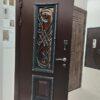 Дверь Гранит Коттедж вид снаружи