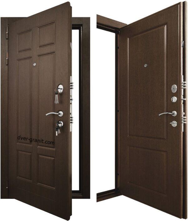 Дверь Гранит Ультра С1
